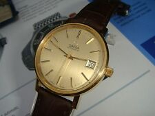 Omega Swiss Classic mens automatic watch birthday gift serviced circa 1978