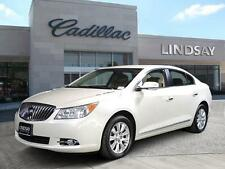 Buick: Lacrosse 4dr Sdn Leat
