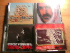 Frank Zappa [4 CD Alben] Sheik Yerbouti + Best Band + Live NEW YORK + THE BEST
