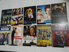 LOT OF MOVIE BACKER CARDS 10-LOT MINI POSTERS SPARKLE NEW MOON GREAT SELECTION