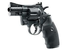 Colt Python 2.5 .357 CO2 Pellet/BB Revolver - 0.177 cal - Single-Action Double-A