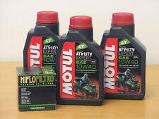 Motul Quad Öl teilsyn / Ölfilter Yamaha YFM450 Wolverine  07-10