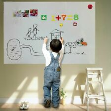 UK 45*60cm Creative Magnetic Whiteboard Soft White board For Kids Office School