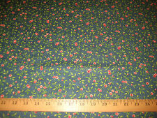 Mini Floral By Concord Fabrics 100% Cotton Quilter Fabric Fat Quarter