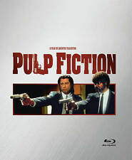 Pulp Fiction Limited Edition Steelbook (Blue-Ray & Digital HD) Brand New Sealed