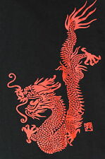 """""""Red Dragon"""" T Shirt Great Image (XL)"""