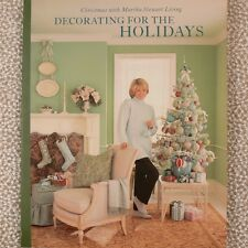 EARLY Martha Stewart Living MAGAZINE Holiday Decorating SPECIAL EDITION 1998