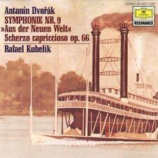 DVORAK Sinfonie 9 / Scherzo Capriccioso Op. 66 RAFAEL KUBELIK