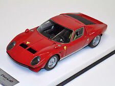 1/18 Looksmart MR Lamborghini Miura Jota in RED Leather Base