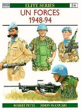 UN Forces 1948-94 (Elite), Robert Pitta, Very Good Book