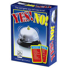 THE YES NO GAME - FUN FAMILY WORD CARD GAME NEW & SEALED