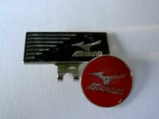 Golf Ball Marker Hat Clip MIZUNO * Red *