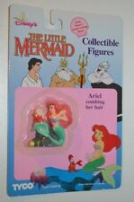 0031 DISNEY The Little Mermaid Ariel Combing her Hair figure NEW - Tyco