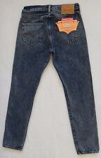 Levi's 501 Jeans 501 CT Men's Blue Denim Button Fly Size 28x30
