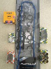 MINOR ENGINE REBUILD KIT - HOLDEN COMMODORE VL 3.0L RB30ET TURBO 3/86-8/88
