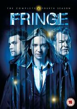 FRINGE Complete Series 4 DVD Box Set New Season Sealed Sci-Fi Fourth 4th UK