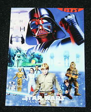 2015 Star Wars Illustrated Empire Strikes One Sheet Reimagined insert # MP-3