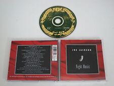 JOE JACKSON/NIGHT MUSIC(VIRGIN CDVUS 78+7243 8 39880 2 0) CD ALBUM