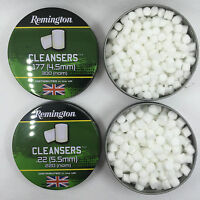 Remington Rem Cleansers .177 OR .22 Cleaning Pellets Air Rifle Bore Clean ☀️UK☂️