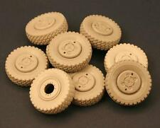1/35 PANZER ART RE35-121 ROAD WHEELS for M1070 TRUCK TRACTOR