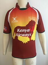 Clearance Line New Kenya Rugby 7s Rugby Match Shirt - Orange - Small