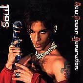 New Power Soul (NPG) by New Power Generation/Prince (NEW SEALED CD, Jun-1998
