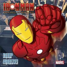Deep Freeze! (Marvel: Iron Man) (Pictureback(R)), Random House, Good Book