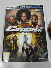 CROOKZ THE BIG HEIST LIMITED DAY ONE EDITION JUEGO PC DVD-ROM ESPAÑOL KALYPSO