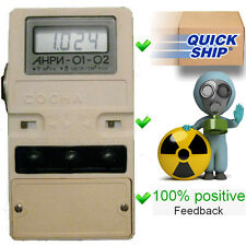 Sosna Anri-01 un. Pripyat radiómetro/dosímetro/Geiger contador/Detector de la...