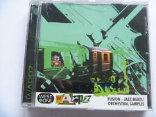 WARPZ FUSION JAZZ BEATS WEST ONE RARE LIBRARY SOUNDS MUSIC CD