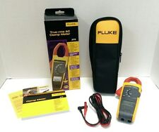 NEW Fluke 373 True-RMS TRMS Current Clamp Meter 600A 600V AC/DC Ammeter Probe