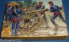 HAT 8039 NAPOLEONIC FRENCH LINE HORSE ARTILLERY 1/72 SCALE. 4 CANNONS 24 CREW