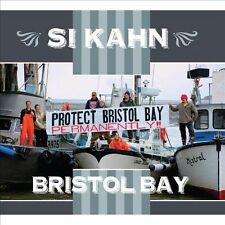 Bristol Bay by Si Kahn (CD, Nov-2013, Continental Song City)