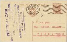 REZZATO - PIETRE E MARMI (BRESCIA) 1933
