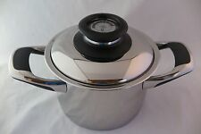 Original amc 16cm benjamin 2l casserole induction secuquck pots ustensiles