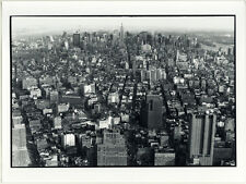 Photo Argentique New York Manhattan Twin Towers Vers 1980/90