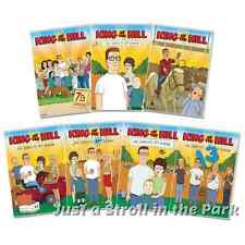 King of the Hill: TV Series Complete Seasons 7 8 9 10 11 12 13 Box Set(s)