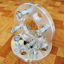 15mm 4x110 Hub to 4x100 Wheel Adapter Spacer Conversion 12x1.5 Thread Pitch Rare