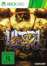 Ultra Street Fighter IV für Xbox 360 *TOP* (mit OVP)