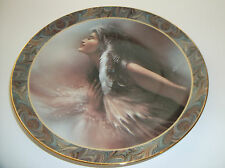 """Native Beauty The Promise Collector Plate Lee Bogle 8"""" 1994 Bradford Exchange"""