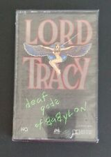 LORD TRACY Metal Rock DEAF GODS OF BABYLON Music Cassette NEW Free Ship 1989