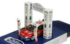 1:43 IXO  WRC  WINNER TOUR DE CORSE 2004 - CORSICA - LOEB #3 AT THE FINISH - NIB