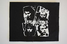 Sex Pistols Cloth Patch (CP201) Punk Rock Adicts Fear Ramones  Dead Kennedys