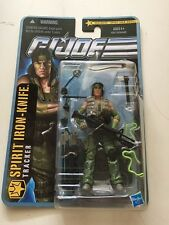GI Joe G.I Joe spirit Iron Knife NEW r:55