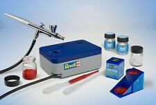 Revell Airbrush Basic Set mit Kompressor - 39199