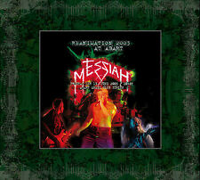 MESSIAH Reanimation 2003 Live At Abart Digipak-2CD ( 200700 )