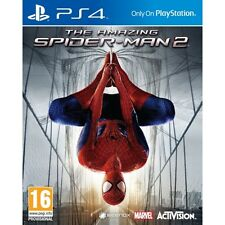 The Amazing Spider-man 2 Game PS4 Brand New