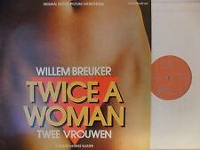 Willem Breuker - Twice a Woman - LP 1979 NL - BVHAAST 024