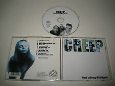 CREEP/WHAT'S WRONG WITH MYSELF(LUCKY SEVEN/L7-002)CD ALBUM