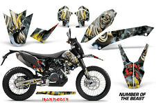 AMR Racing Graphic Decal Kit For KTM 690 SM/Enduro 08-11 IM NUMBER OF THE BEAST